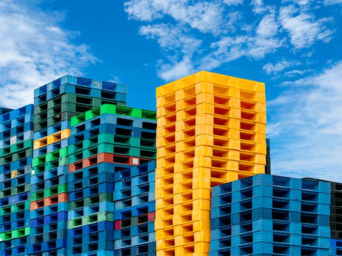 Pabrik Pallet Plastik Caruban